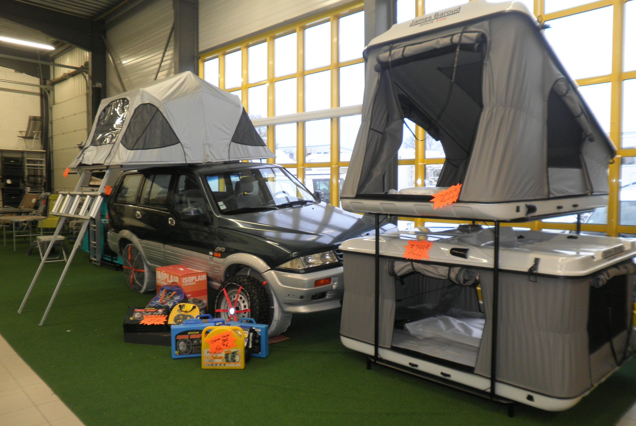 accessoire camping