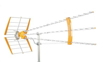 antenne tnt exterieur haute performance
