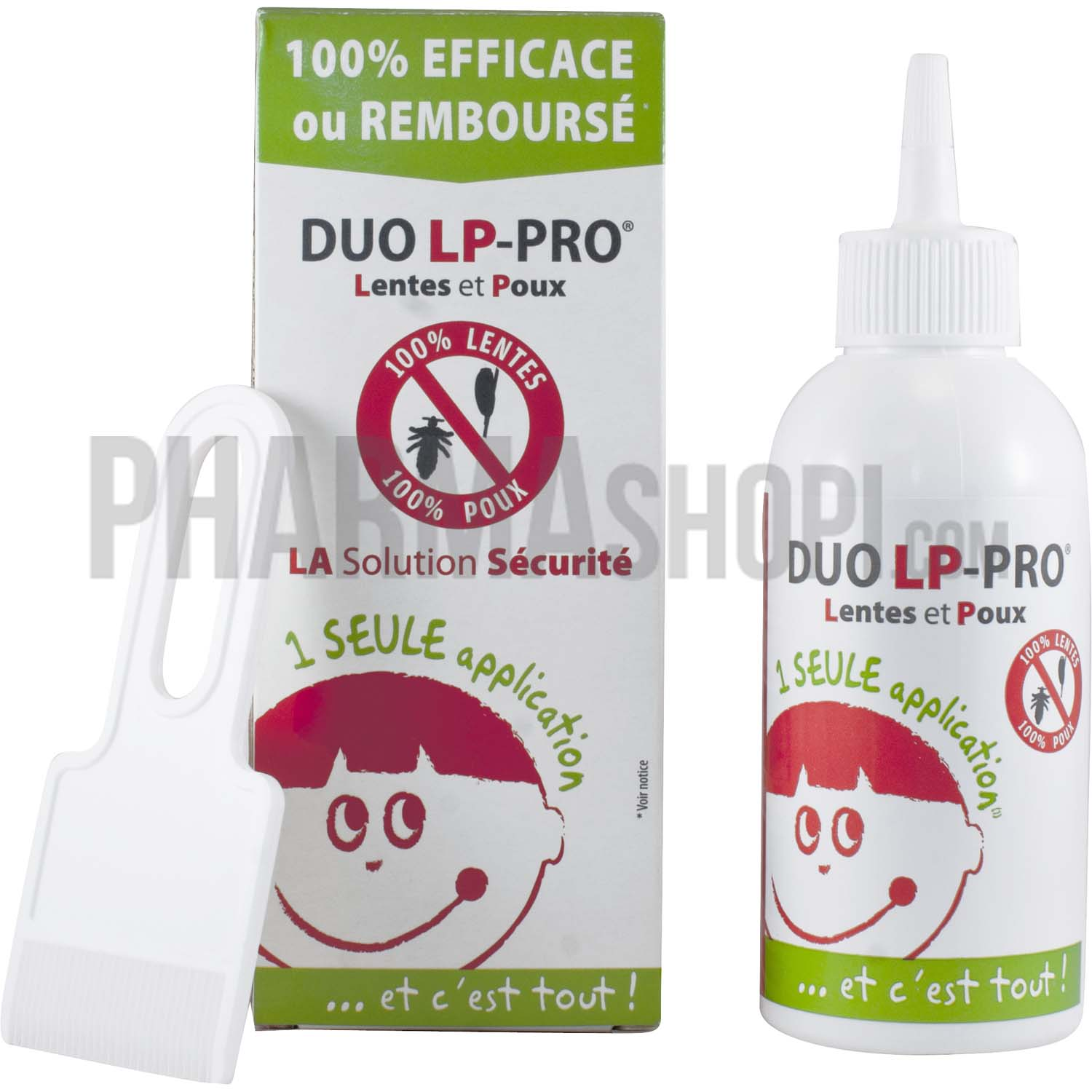 anti poux efficace