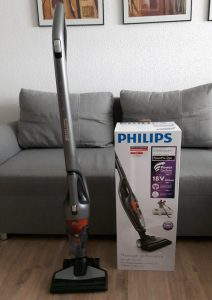 aspirateur rechargeable philips