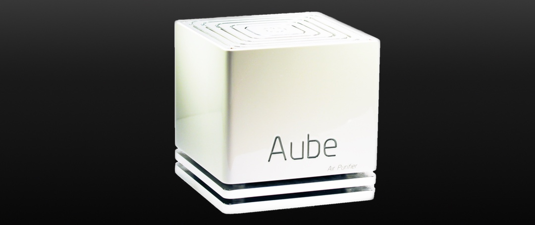 aube purificateur d air
