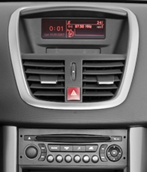autoradio bluetooth peugeot 207