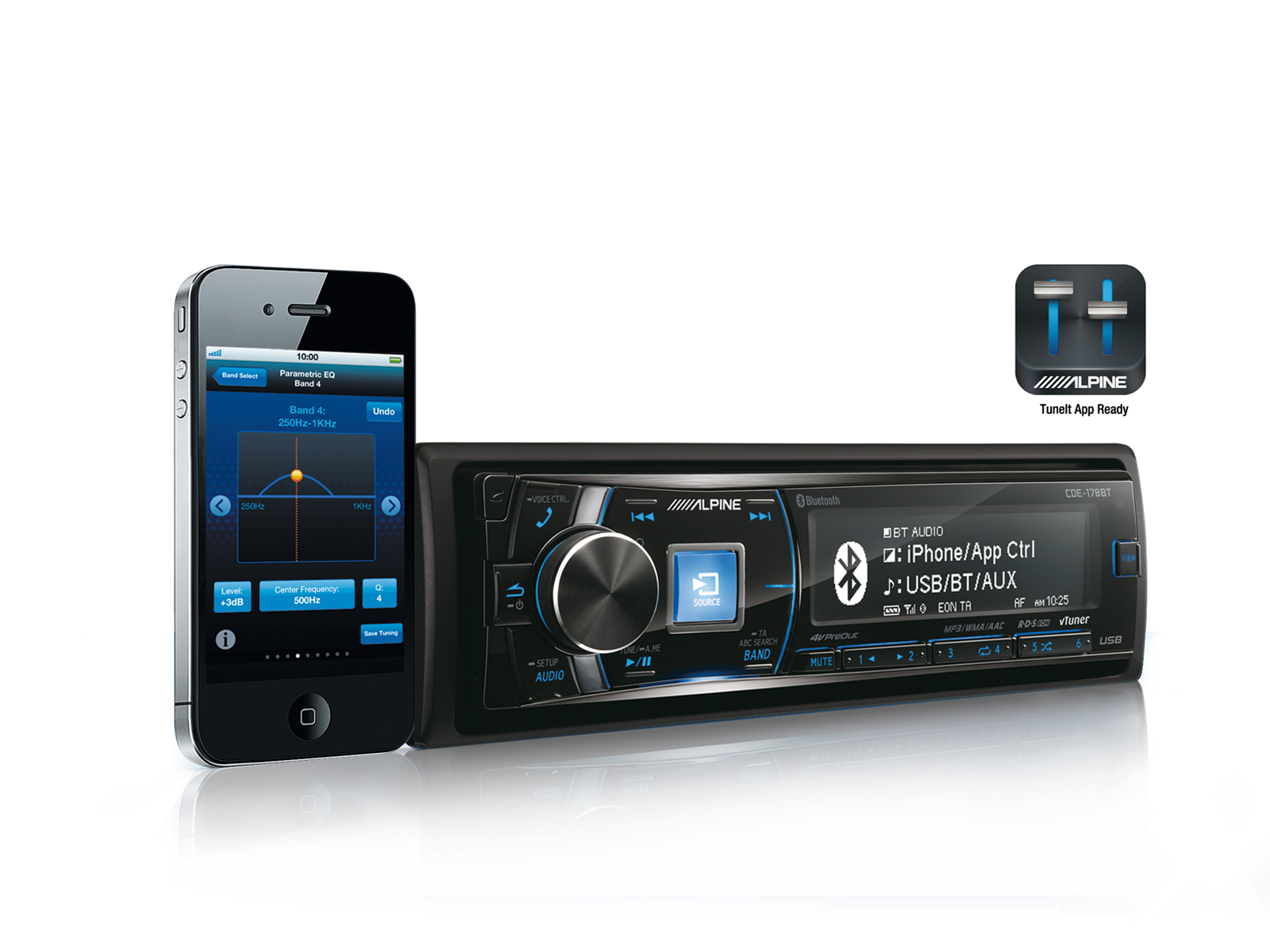 autoradio bluetooth telephone