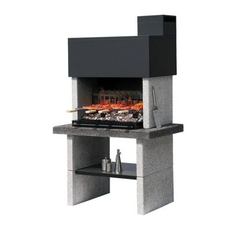 barbecue fixe design