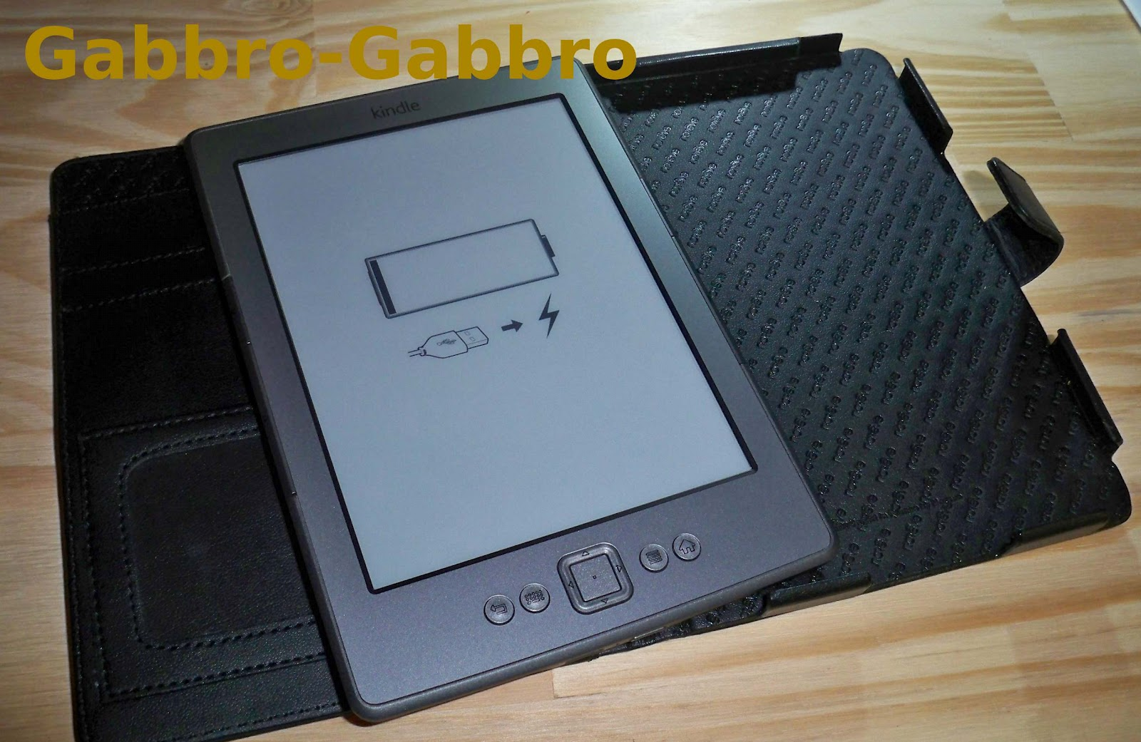 batterie kindle