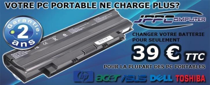 batterie ne charge plus hp