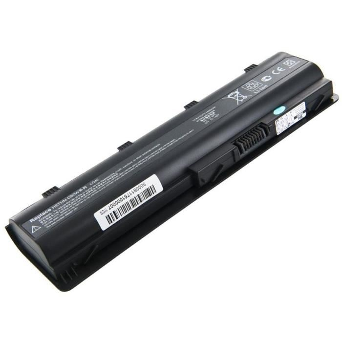 batterie pour hp pavilion dv7 notebook pc