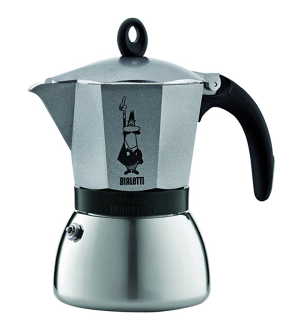 cafetière italienne induction