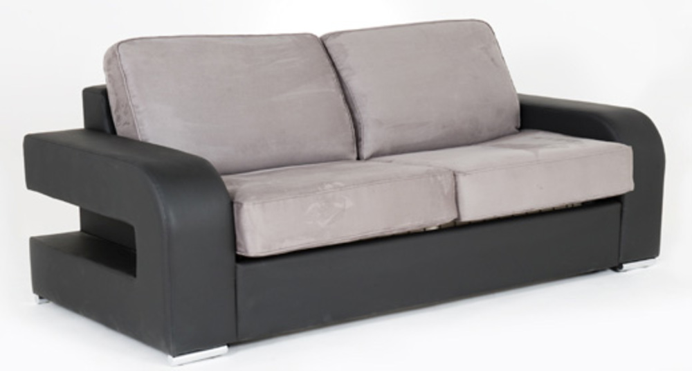 canapé convertible couchage 160
