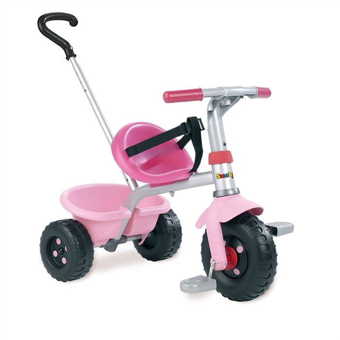 canne pour tricycle smoby