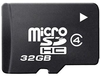 carte memoire micro sd 32 go