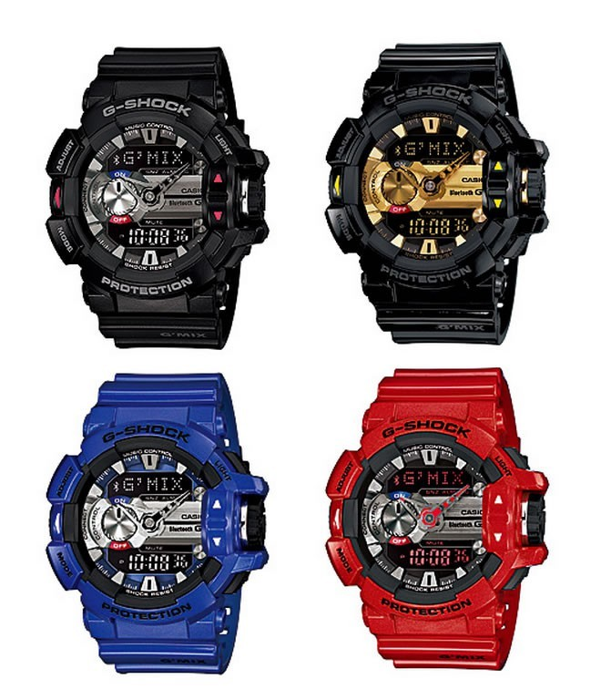 casio g shock enfant