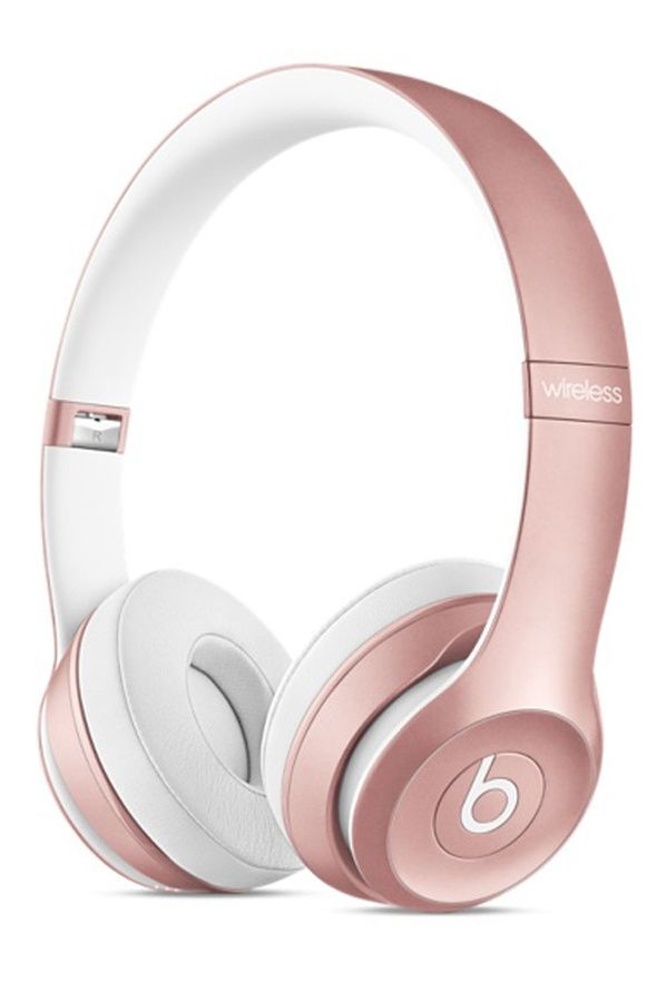 casque beats or rose