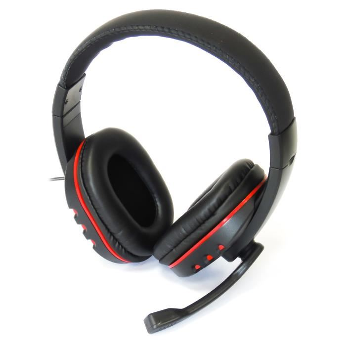 casque micro playstation 4