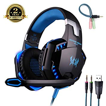 casque ps4 gaming