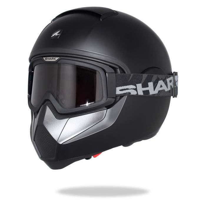 casque scooter integral