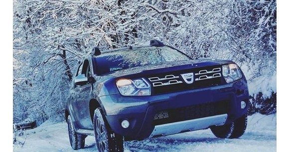 chaine neige dacia duster