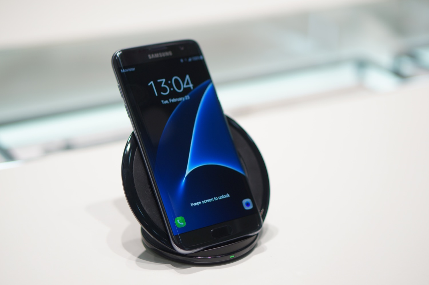 chargeur induction samsung galaxy s7