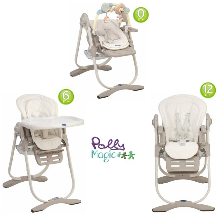 chicco 3 en 1 chaise haute