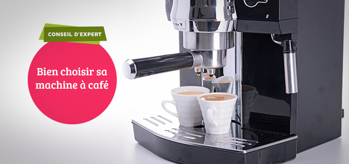 choisir sa machine à café