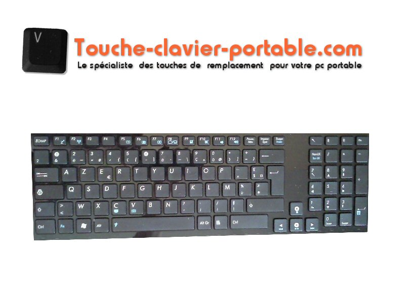 clavier asus x93s