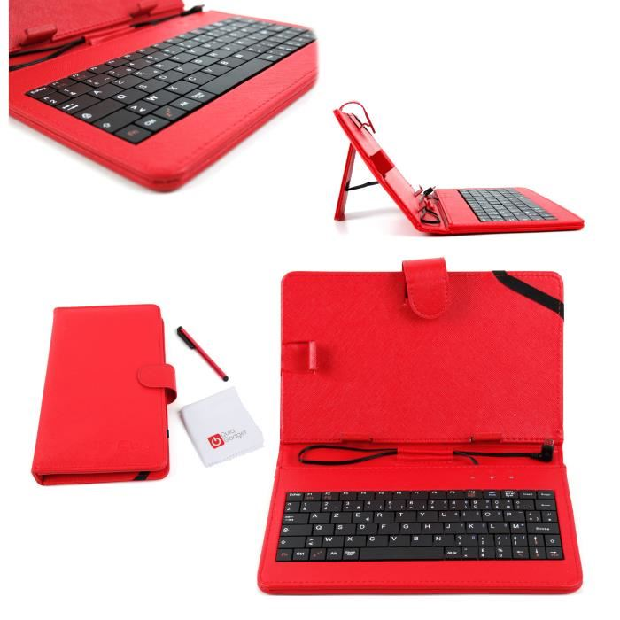clavier pour tablette tactile