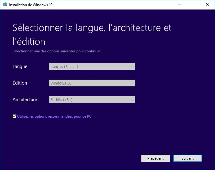 clé windows 7 pour windows 10