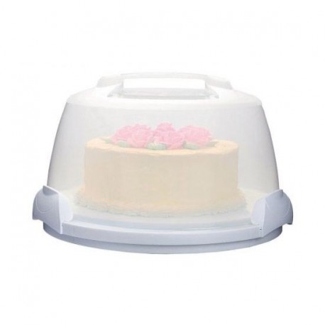 cloche transport gateau