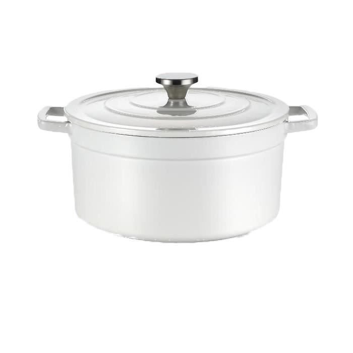cocotte en fonte compatible induction