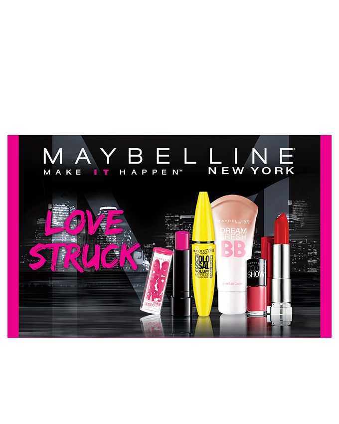 coffret maybelline