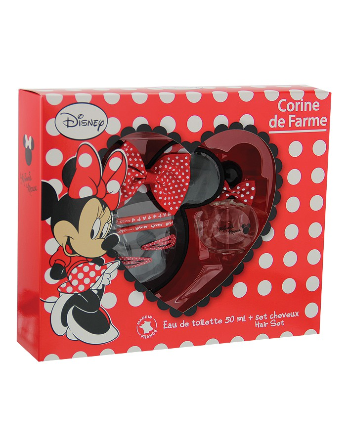 coffret parfum minnie