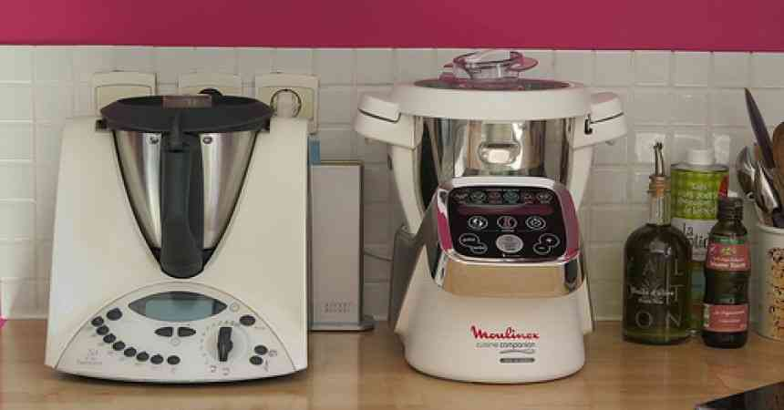 companion ou thermomix