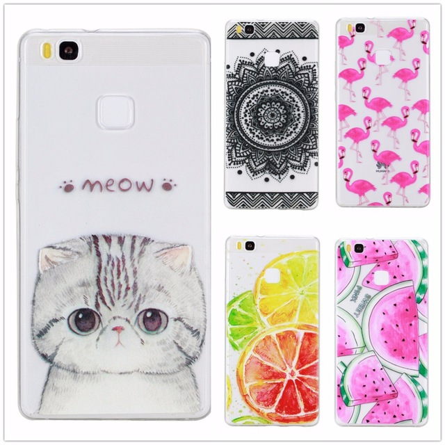 coque huawei p9 lite silicone