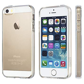 coque iphone 5s silicone transparent