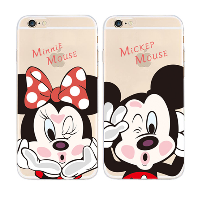 coque iphone 6s minnie