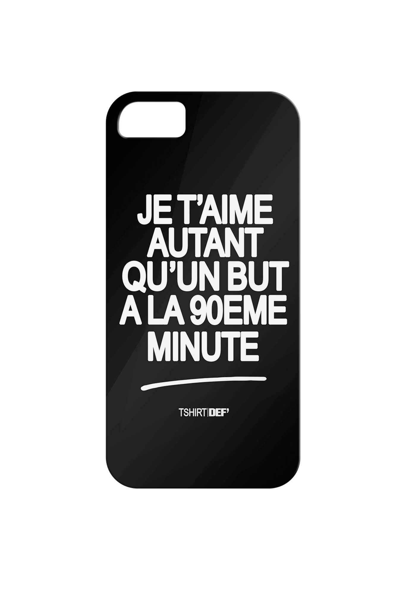 coque minute paris
