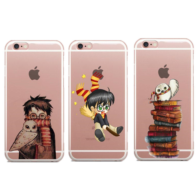 coque portable harry potter
