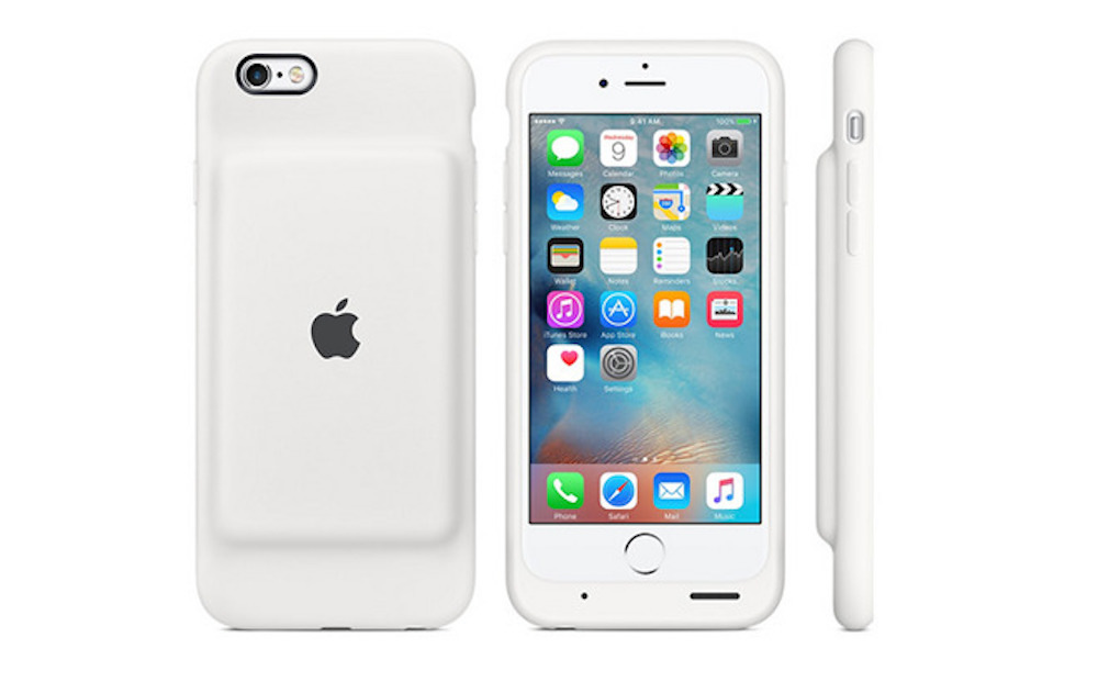 coque rechargeable iphone 6 apple