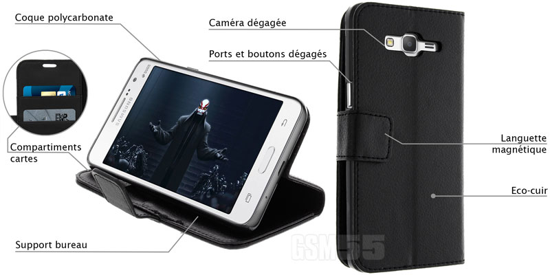 coque rechargeable samsung galaxy grand prime