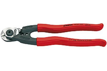 coupe cable knipex