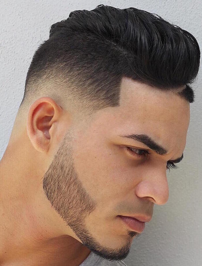 coupe rasage homme
