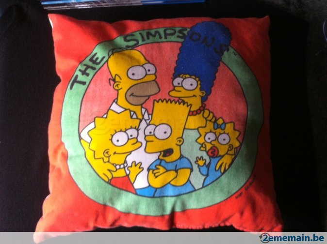 coussin simpson