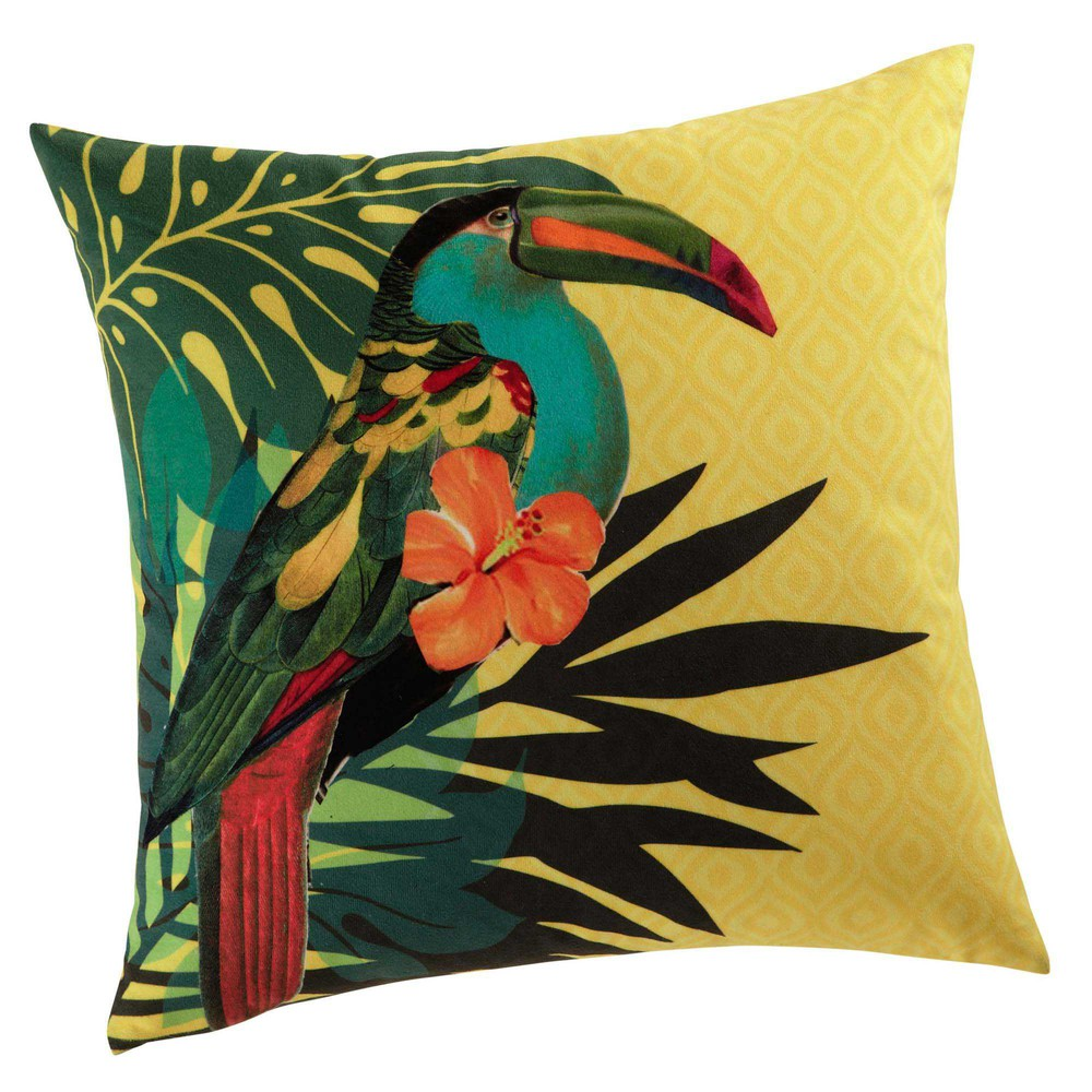 coussin toucan