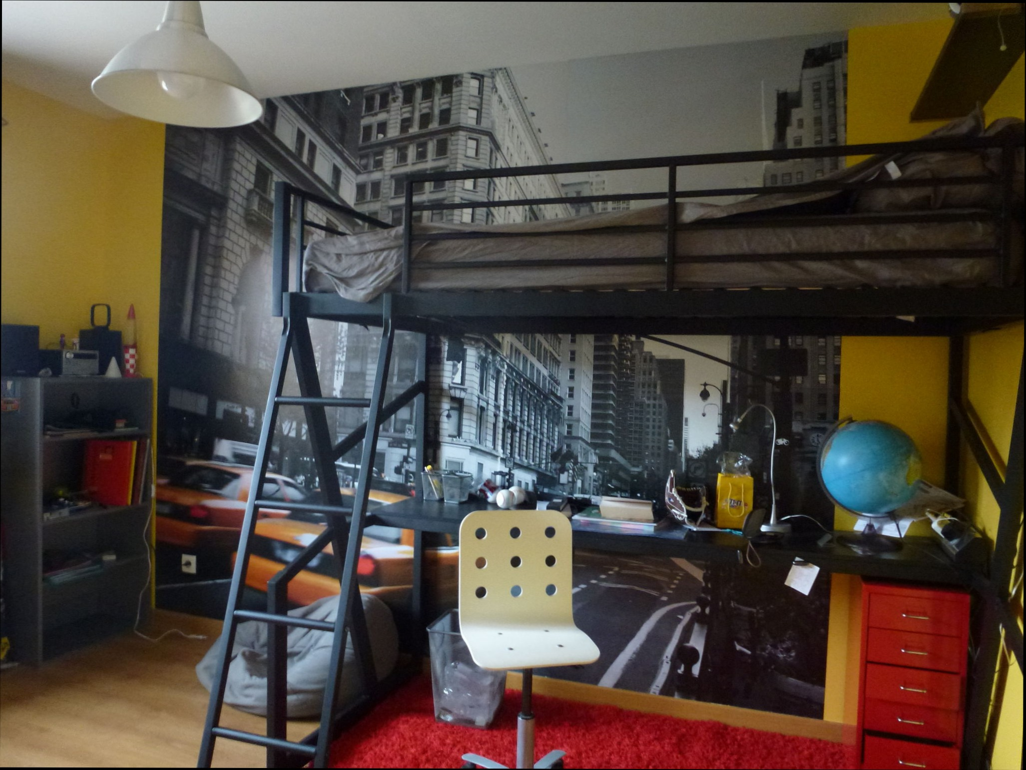 deco chambre new york