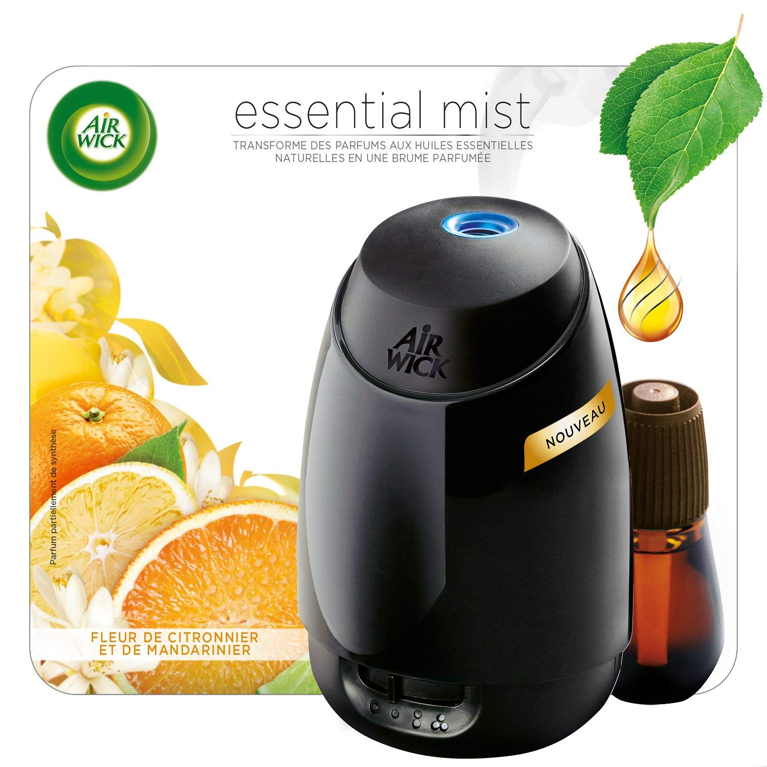 diffuseur huile essentielle air wick