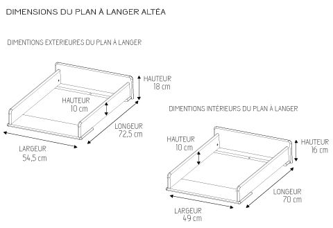 dimension plan a langer