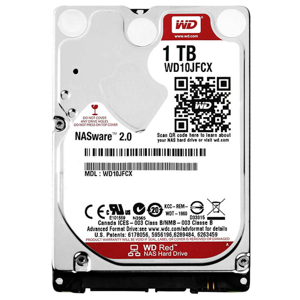 disque dur wd red