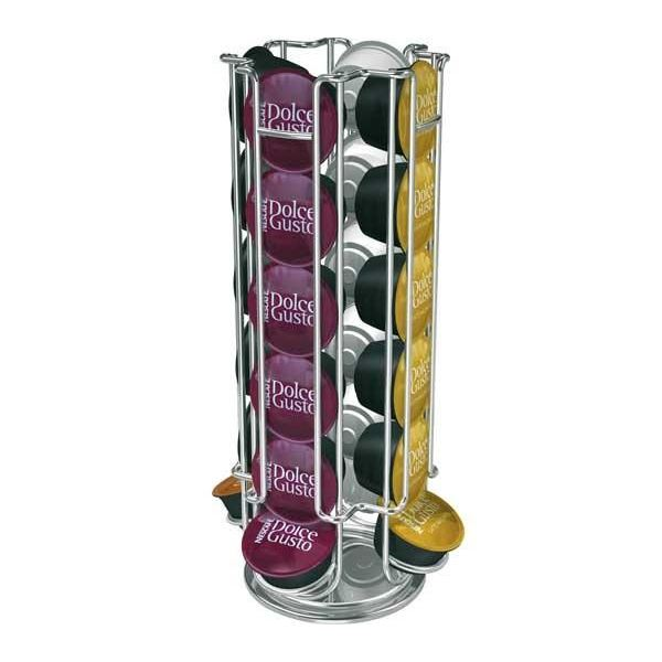 dolce gusto rangement capsules
