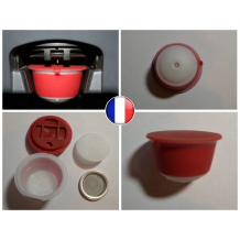 dosette dolce gusto rechargeable