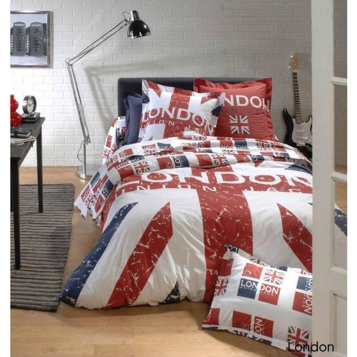 drap de lit london